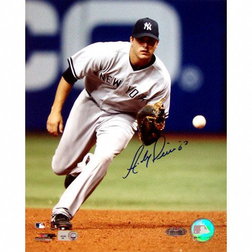 Andy Phillips Andy Phillips 1BUTL 20042007 FORGOTTEN YANKEES Pinterest