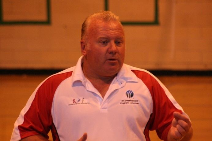 Andy Pick USA Cricket Andy Pick resigns as USACA High Performance