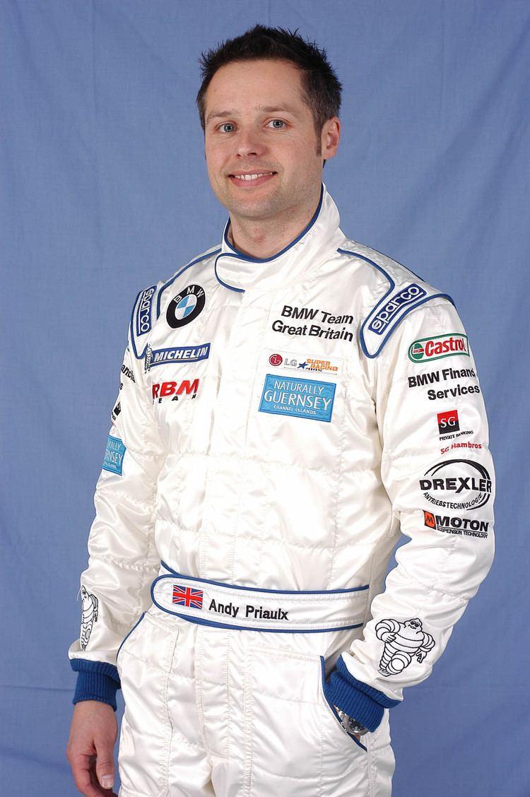 Andy Priaulx Happy memories of my next race venue Andy Priaulx
