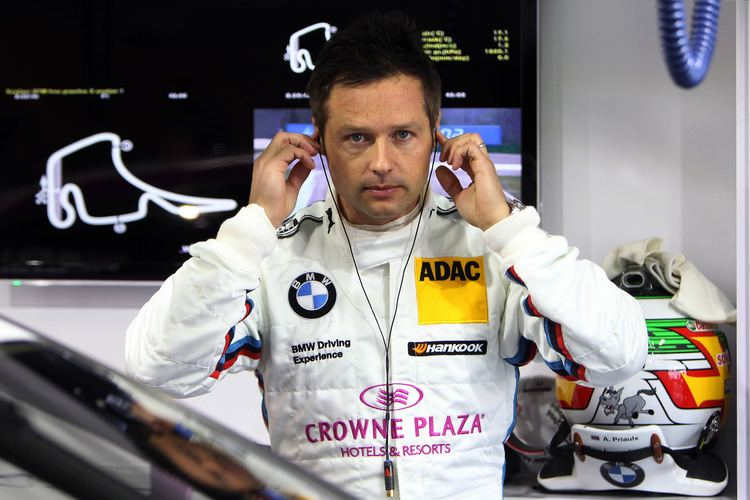 Andy Priaulx Qualifying for the DTM in Austria proves tough for Andy