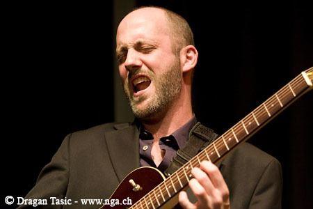 Adam Rafferty Bennie Wallace Quartet 2008