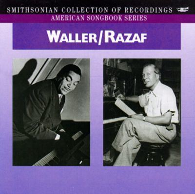 Andy Razaf American Songbook Series Fats Waller amp Andy Razaf