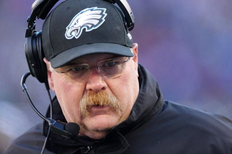 Andy Reid Andy Reid hired as head coach by Kansas City Chiefs