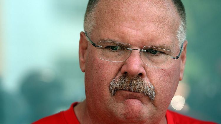 Andy Reid Smith Chiefs installed more of Andy Reid39s playbook this