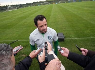 Andy Reid (Irish footballer) Why Andy Reid is the perfect metaphor for Irish soccer The42