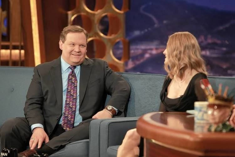 Andy Richter Conan sidekick Andy Richter on new show growing up in Yorkville