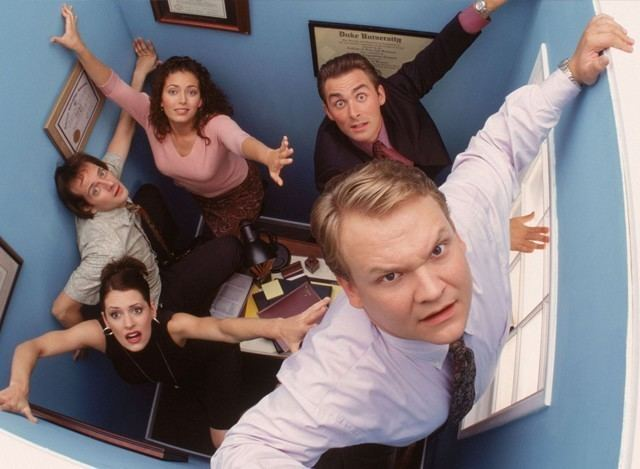 Andy Richter Controls the Universe Looking Back at When Andy Richter Controlled the Universe Splitsider