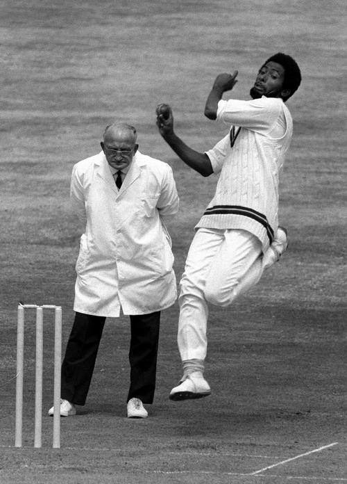 Andy Roberts (cricketer) Cricket Photos Global ESPN Cricinfo