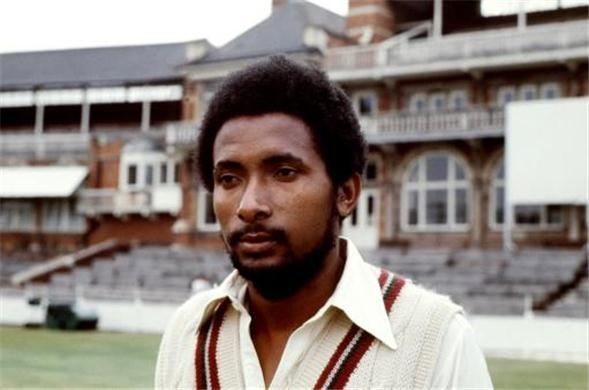 Andy Roberts (cricketer) Famous fast bowler of West Indian cricket team Andy