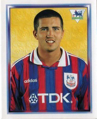 Andy Roberts (footballer) CRYSTAL PALACE Andy Roberts 180 MERLIN Premier League 98 Football