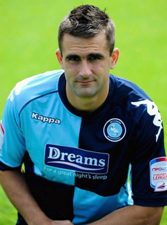 Andy Sandell Rovers seal Sandell loan move 2011 First Team News