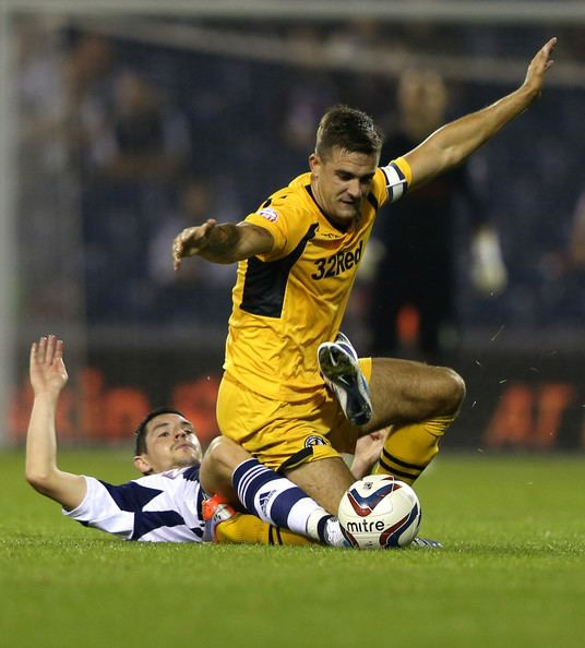 Andy Sandell Andy Sandell Pictures West Bromwich Albion v Newport