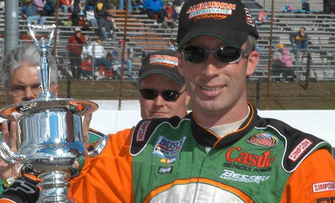 Andy Santerre NASCAR Then and Now Andy Santerre POPULAR SPEED
