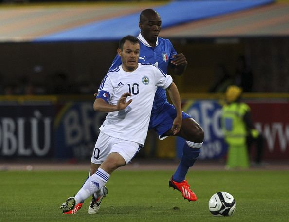 Andy Selva Andy Selva Pictures Italy v San Marino International