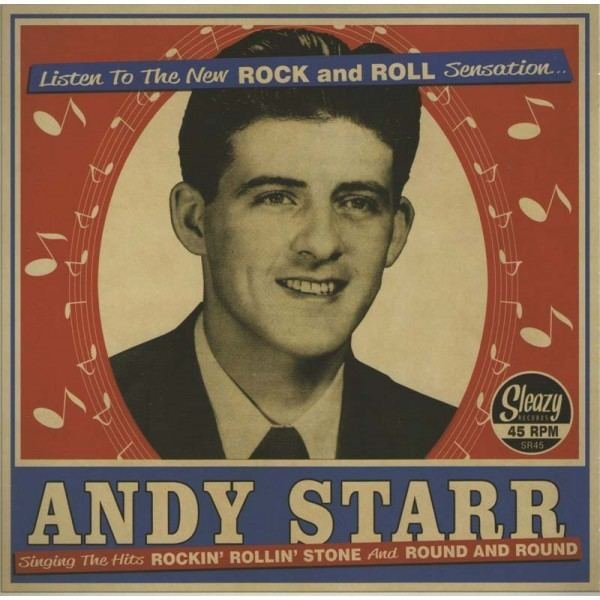 Andy Starr Andy Starr sp Crazy Times Music
