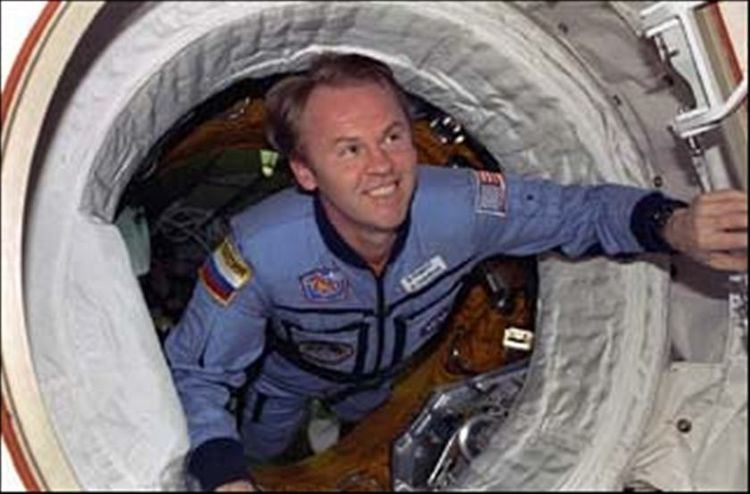 Andy Thomas The World Today Aussie astronaut urges deep space research 08072011