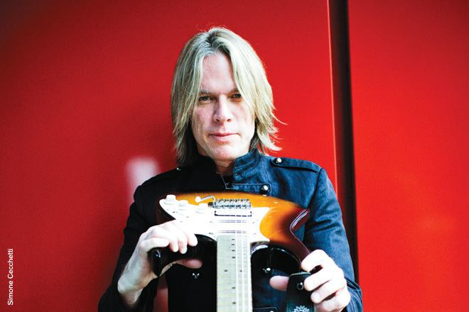 Andy Timmons M Music amp Musicians Magazine ANDY TIMMONS