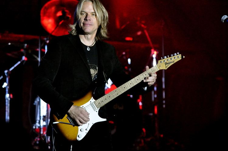 Andy Timmons El equipo de Andy Timmons Guitarristasinfo