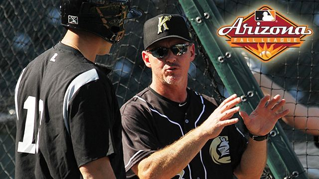 Andy Tomberlin Tomberlin Snodgress Set for AFL Charlotte Knights News