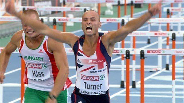 Andy Turner (hurdler) BBC Sport Athletics Andy Turner leads GB medal haul at