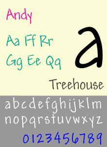 Andy (typeface) httpsuploadwikimediaorgwikipediacommonsthu