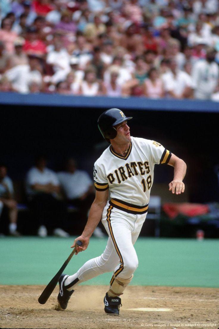 Andy Van Slyke Andy Van Slyke Pittsburgh Pirates One of my favorite
