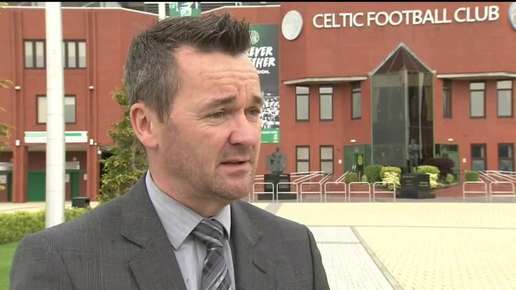 Andy Walker (football manager) Andy Walker says Brendan Rodgers is huge boost for Celtic Football