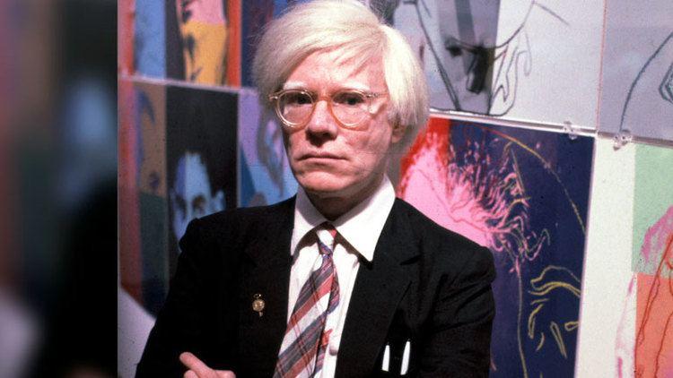 Andy Warhol Andy Warhol Painter Filmmaker Biographycom