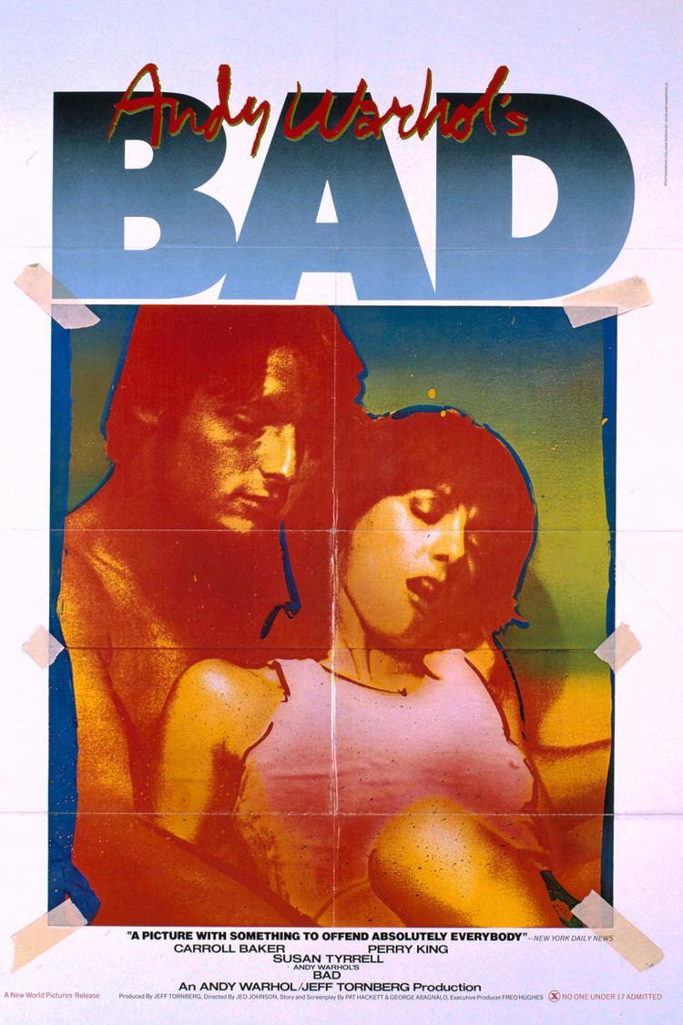 Andy Warhol's Bad wwwgstaticcomtvthumbmovieposters6340p6340p