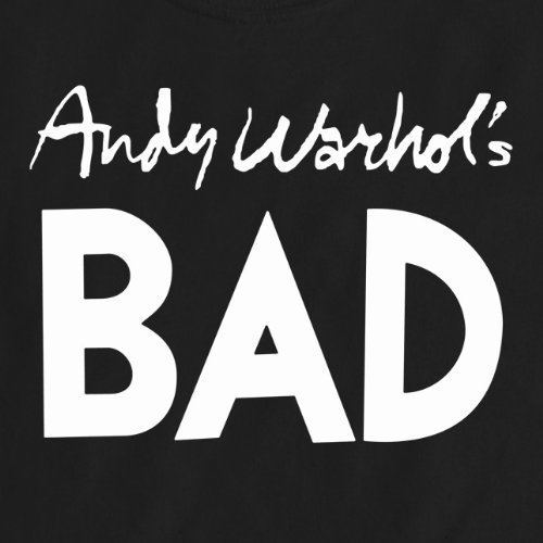 Andy Warhol's Bad 8Ball Originals Womens T Shirt Andy Warhols Bad Amazoncouk