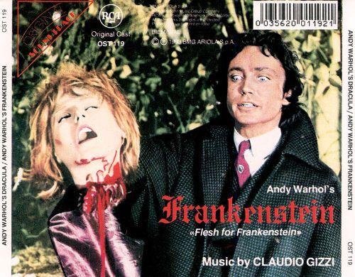 Andy Warhol's Frankenstein Andy Warhols DraculaAndy Warhols Frankenstein Original