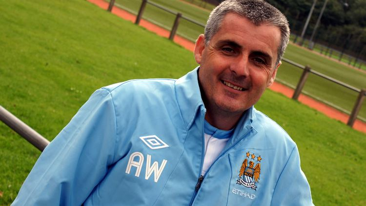 Andy Welsh Man City EDS coach Andy Welsh on the NextGen Series and