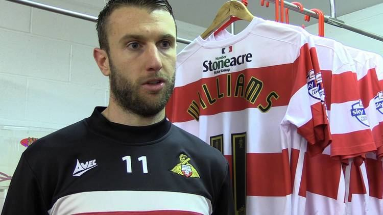 Andy Williams (footballer, born 1986) Andy Williams wins Player of the Month YouTube