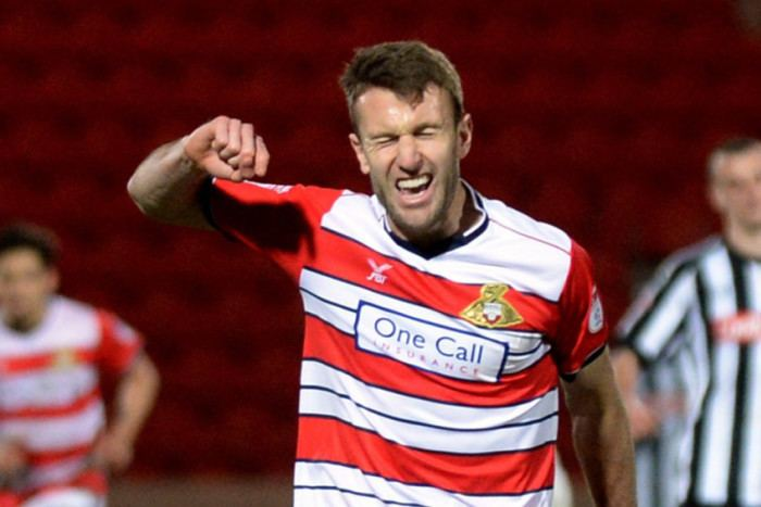 Andy Williams (footballer, born 1986) Doncaster Rovers Transferlisting Andy Williams was toughest