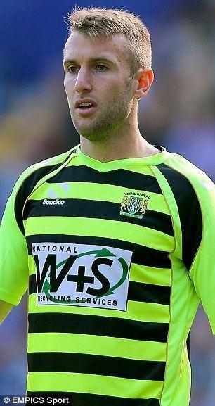Andy Williams (footballer, born 1986) idailymailcoukipix2015022025E086810000057