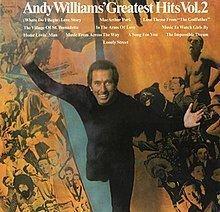 Andy Williams' Greatest Hits Vol. 2 httpsuploadwikimediaorgwikipediaenthumb6