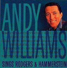 Andy Williams Sings Rodgers and Hammerstein httpsuploadwikimediaorgwikipediaenthumb6