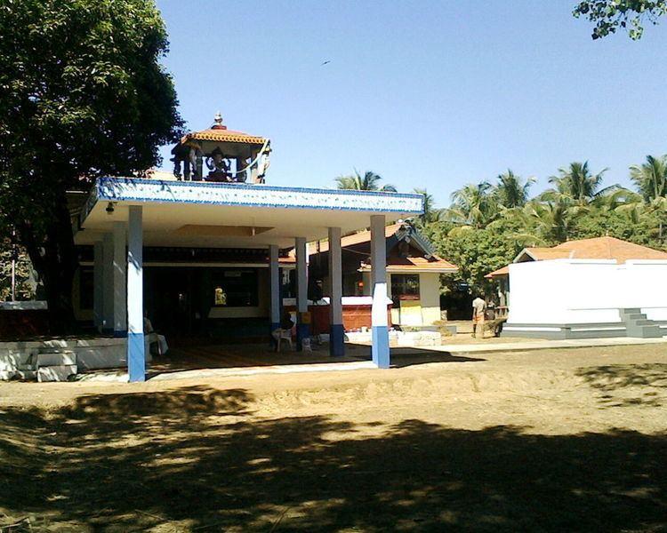 Aneekkara Poomala Bhagavathi Temple