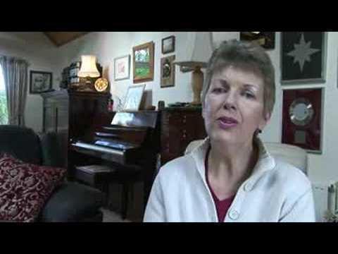 Aneka mary sandemanscottish folk singer YouTube