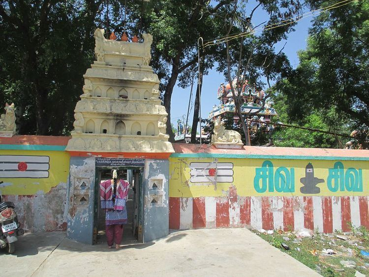 Anekadhangavadeswarar temple