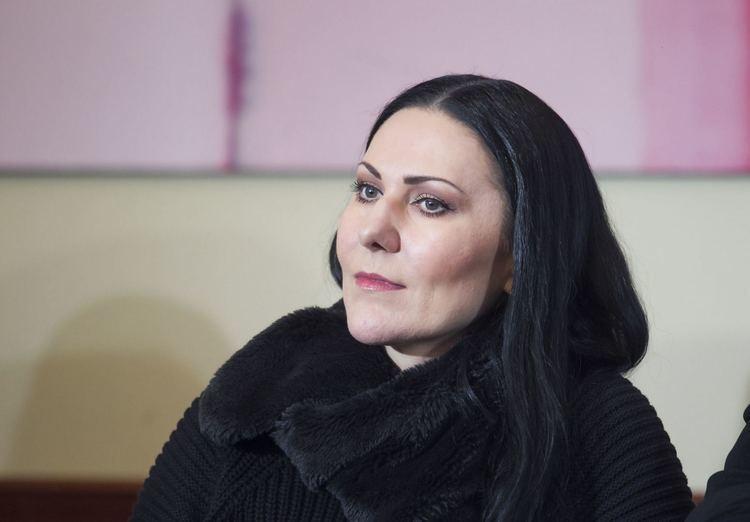 Anželika Cholina Choreograf Anelika Cholina pristatys spektakli retrospektyv