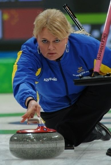 Anette Norberg World Curling Federation Sweden39s top curling star