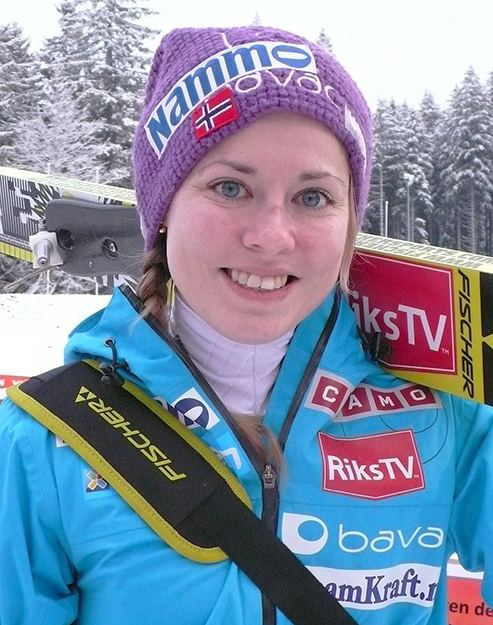 Anette Sagen Anette Sagen retires from ski jumping Norwegian American