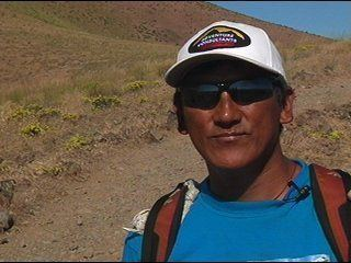 Ang Dorje Sherpa Sherpas son ready to hike Mount Everest at age 7 NBC Right Now