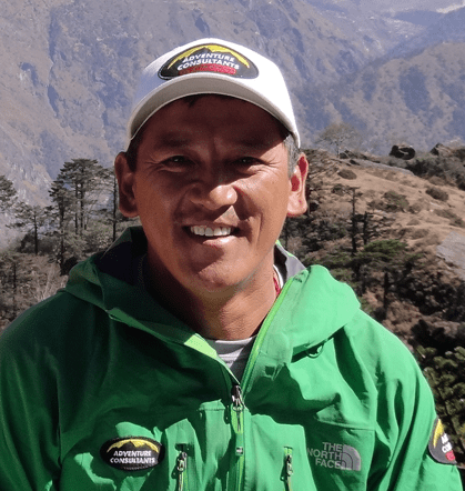 Ang Dorje Sherpa Death and survival on top of the world Sherpa guide recalls the