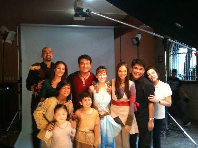 Ang Panday 2 Phenomenal Star Ang Panday 2 Cast Pictorial