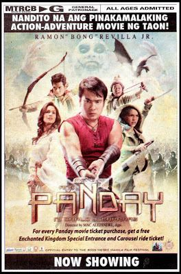 Ang Panday (2009 film) spindle THE 2009 METRO MANILA FILM FESTIVAL ANG PANDAY BEST