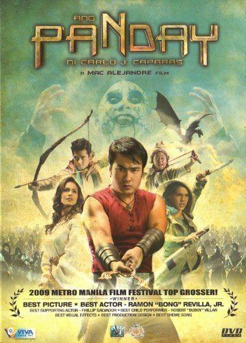 Ang Panday (2009 film) Amazoncom Ang Panday Jr Ramon Bong Revilla Viva Film Movies TV
