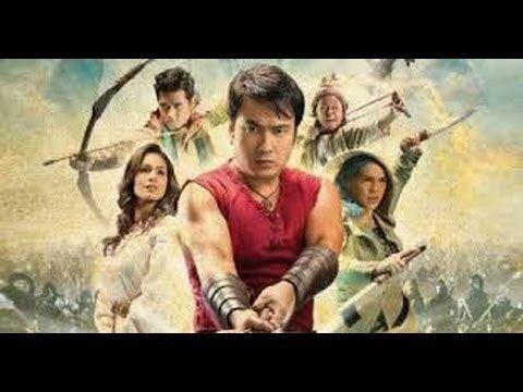 Ang Panday (2009 film) Pinoy movie 2016 Ang Panday 2009 YouTube