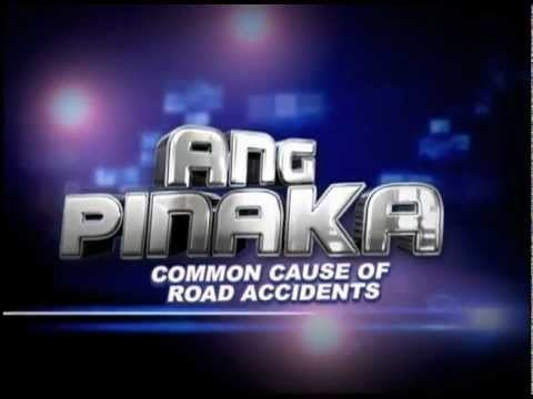 Ang Pinaka Ang Pinaka Common Cause of Road Accidents YouTube